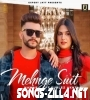 Mehnge Suit Song Download Mp3 2021